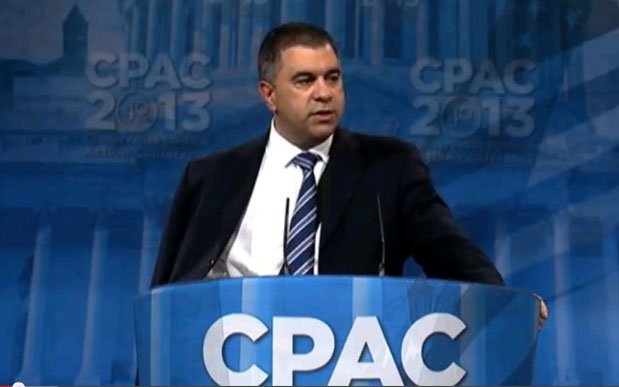 President David Bossie's Speech At CPAC 2013