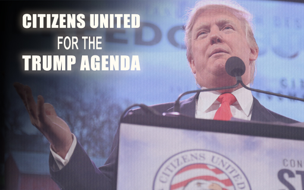 Citizens United for the Trump Agenda